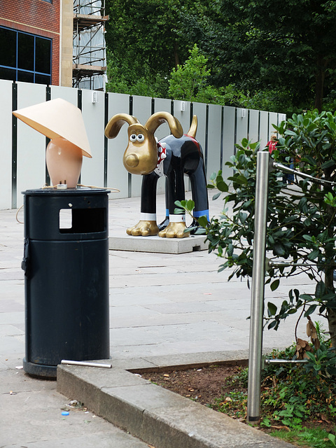 Gromit Unleashed (26) - 6 August 2013