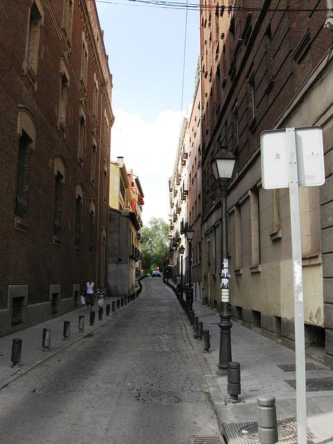 Random sidestreet