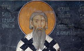 Sankta Sava fresko