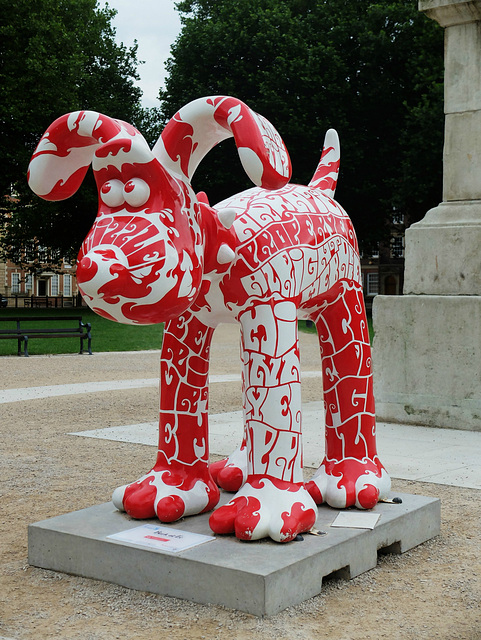 Gromit Unleashed (28) - 6 August 2013