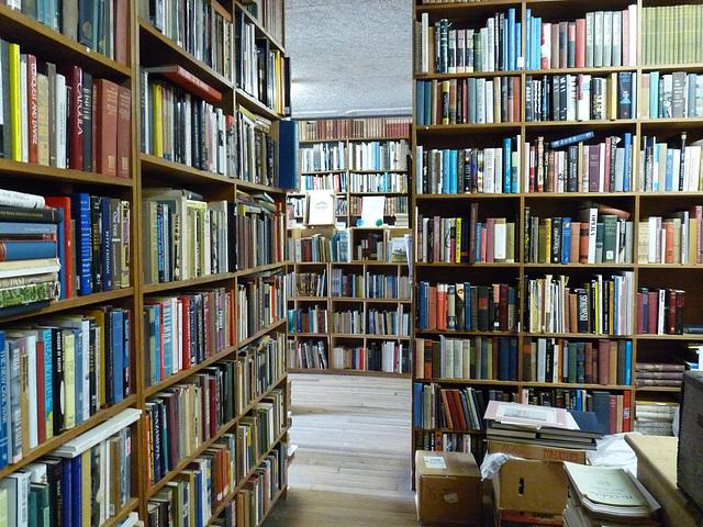 Parnassus Book Service, Yarmouth Port, MA