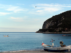 Noli - barche da pesca