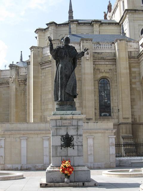 Pope John Paul II tribute