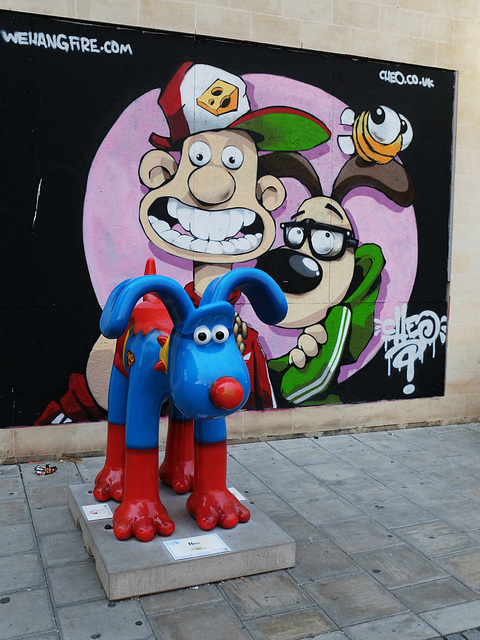 Gromit Unleashed (30) - 6 August 2013