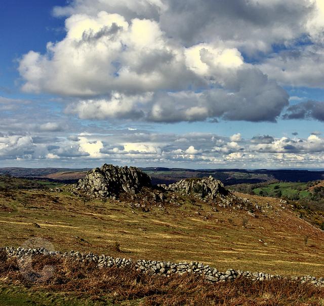 Greattor rocks - Dartmoor