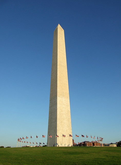 The Washington Monument, September 2009