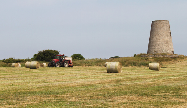 Collecting Silage