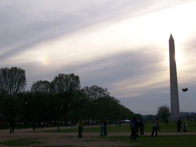 DC dusk