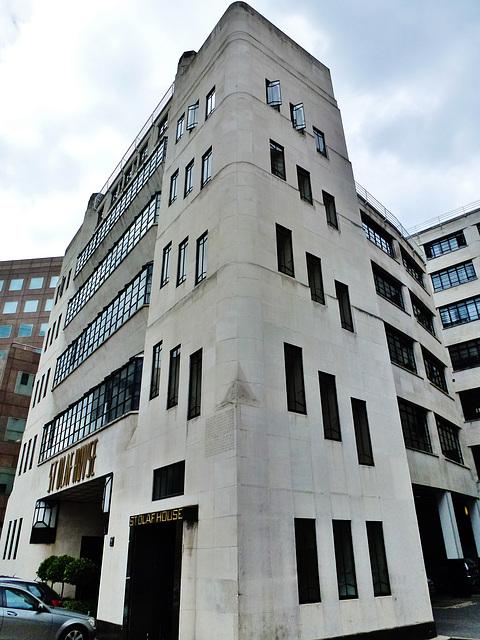 st.olaf house, tooley st., bermondsey, london