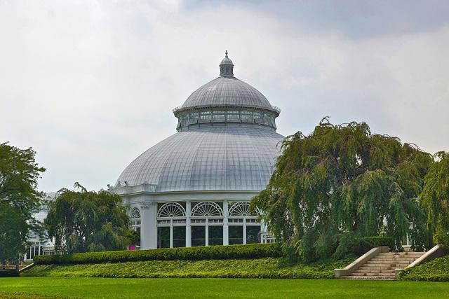 Enid A. Haupt Conservatory – New York Botanical Garden, New York, New York