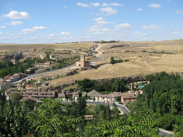 view from El Alcázar