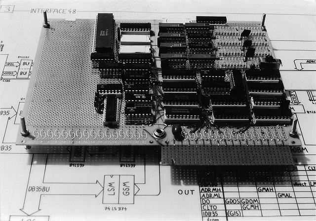 My Engineering Graduation Project 1979