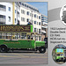 K3 1922 Leyland Double Deck bus CD 7045