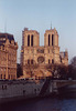 Notre Dame Cathedral in the Distance, March 2004