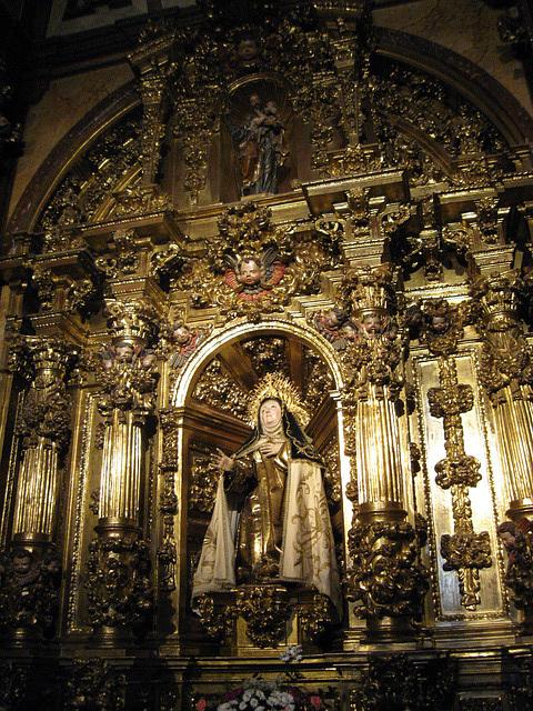 St. Teresa altar