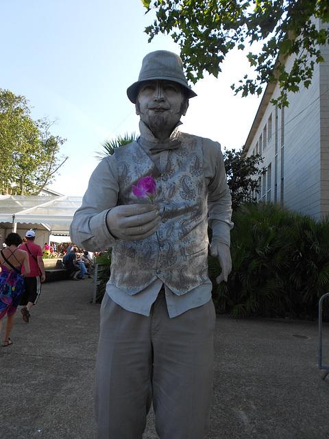 notre oiseau siffleur du festival