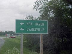 New Haven Is Thattaway