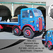 S8 1954 AEC Mammoth Major Lorry PLF 600