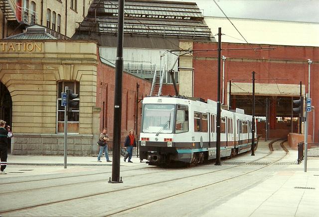 Metrolink at Victoria