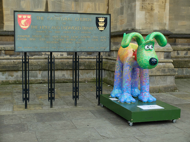 Gromit Unleashed (31) - 7 August 2013