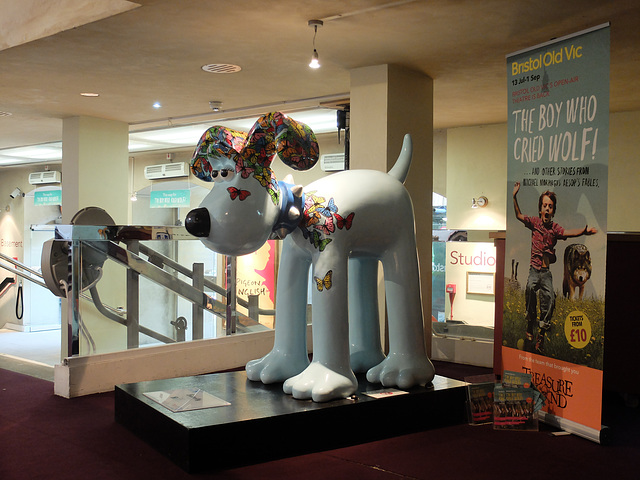 Gromit Unleashed (33) - 7 August 2013