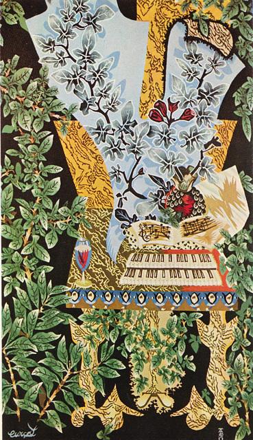 """Lurçat - """"Sonate d'Orphée"""""""
