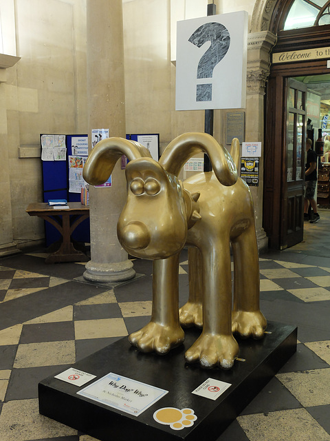 Gromit Unleashed (37) - 7 August 2013