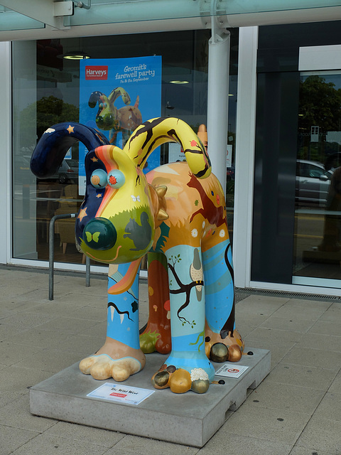 Gromit Unleashed (40) - 7 August 2013