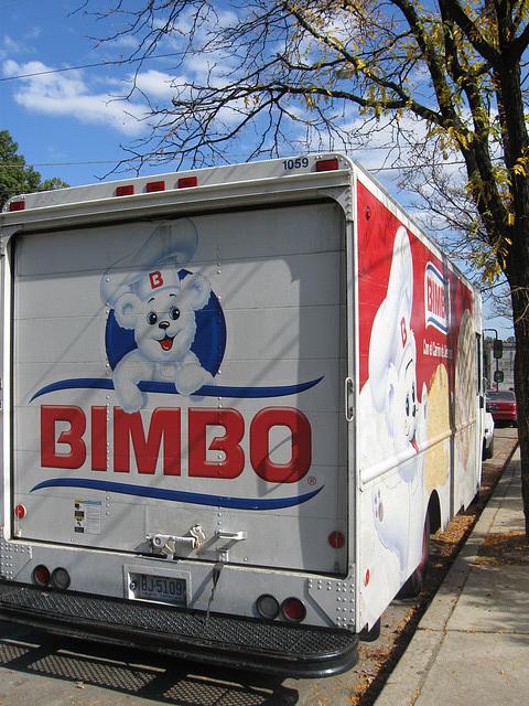 another Bimbo sighting