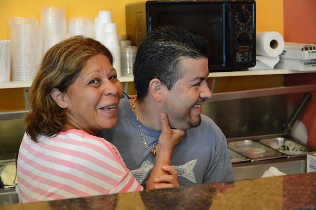 The Mount Kisco bagel shop