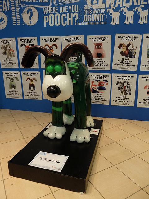 Gromit Unleashed (43) - 7 August 2013