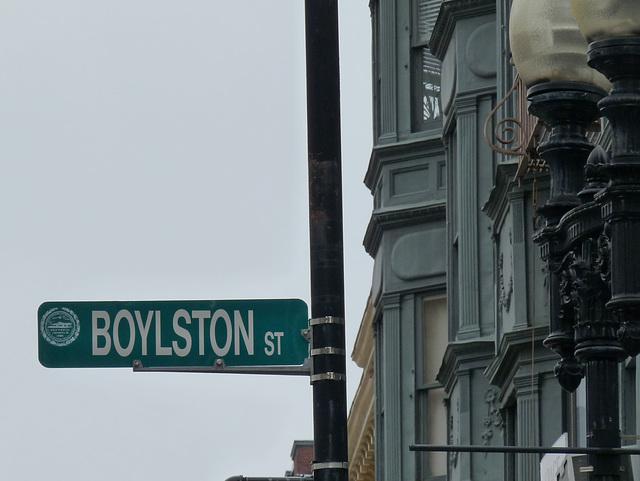 Boylston St.