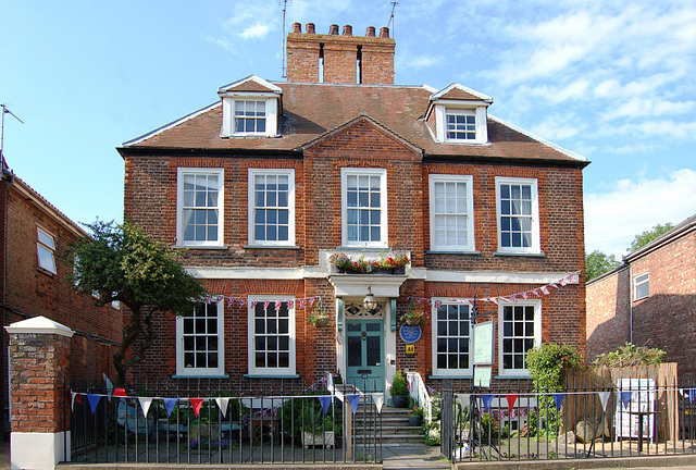 Mansion House, No. 45 High Street, Holbeach, Lincolnshire