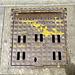 Dublin 2013 – 1910 Manhole cover of the Hammond Lane Foundry