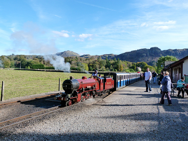 Mite at Dalegarth