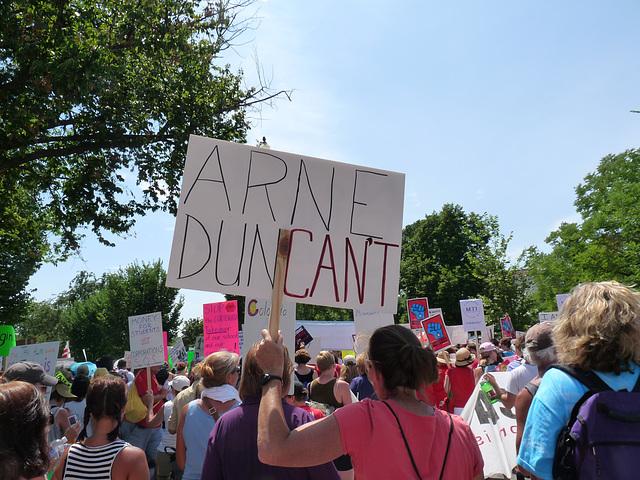 Arne Duncan't