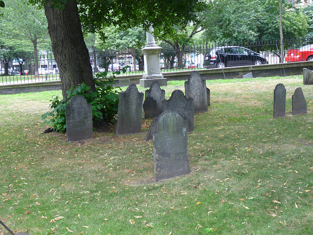 Central Burying Ground