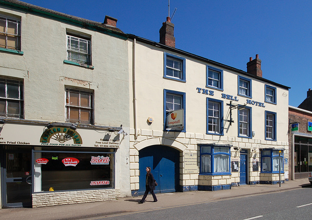The Bell Hotel, High Street, Holbeach, Lincolnshire