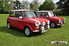 Hurworth Classic Car Show 2013