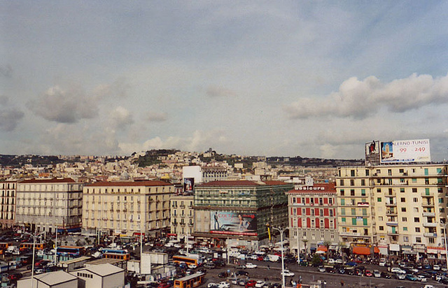 View of Naples From the Hotel Roof, 2003