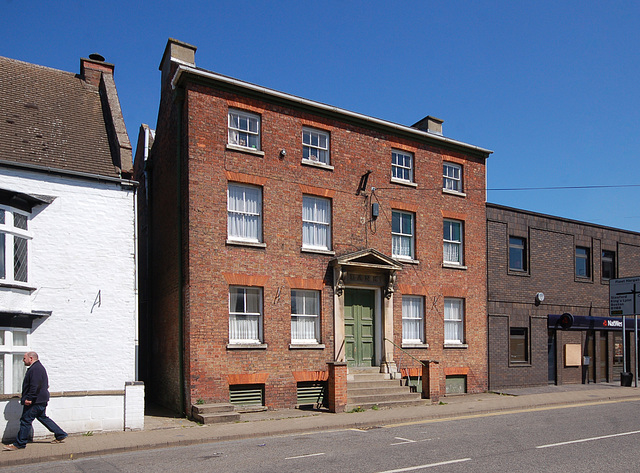 Bank House, West End, Holbeach, Lincolnshire