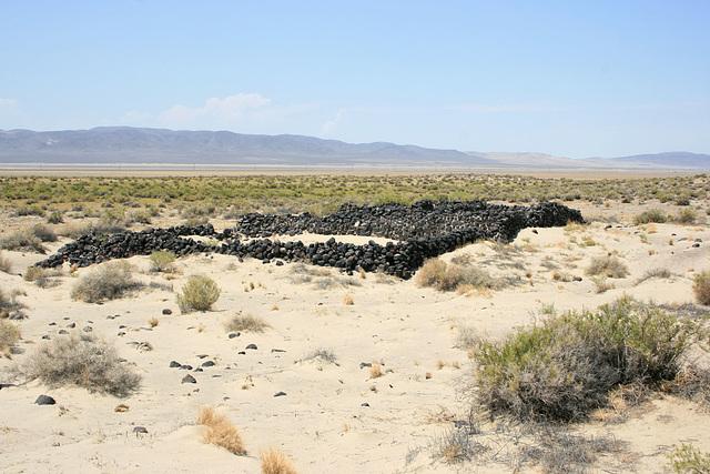 Sand Springs Pony Express site