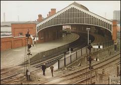 Cork Railway Station