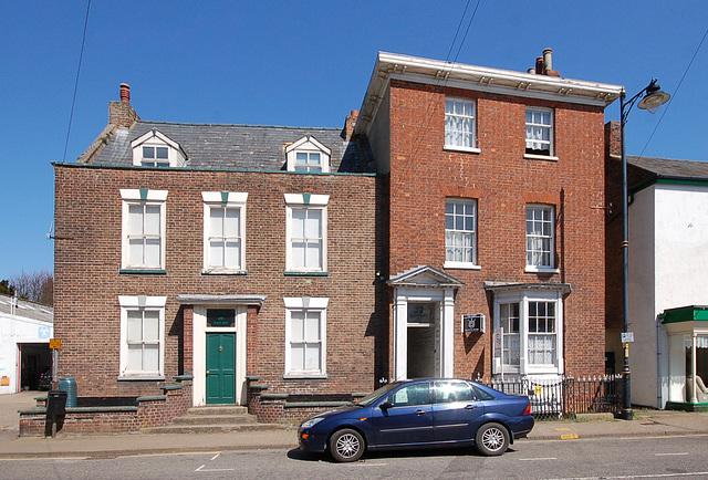 Westholme No. 32 & No. 34 West End, Holbeach, Lincolnshire