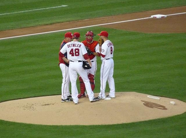 mound meeting