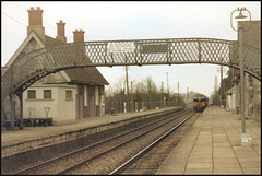 Portlaoise Railway Station
