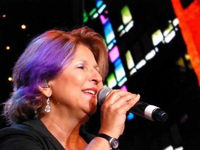 Janis Siegel - 1 February 2014