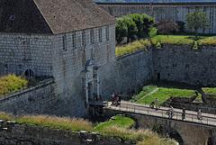 BESANCON: Seconde entrée de la citadelle (Front Royale).