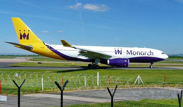 Monarch AN