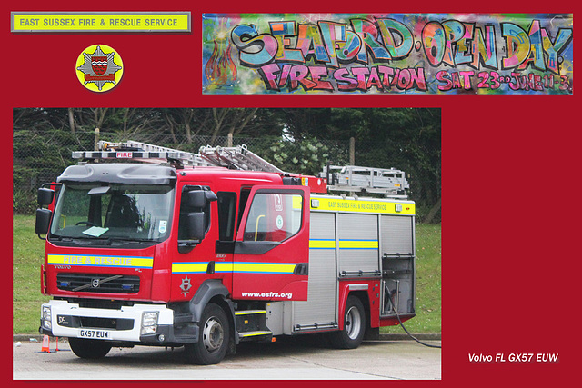 GX57 EUW Seaford FS open day 23 6 2012
